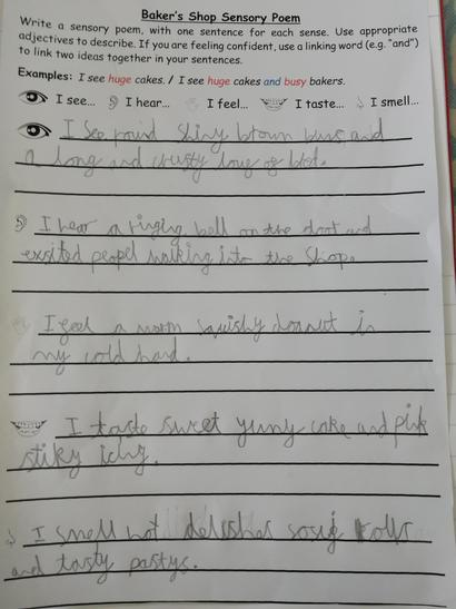 TM's Poem