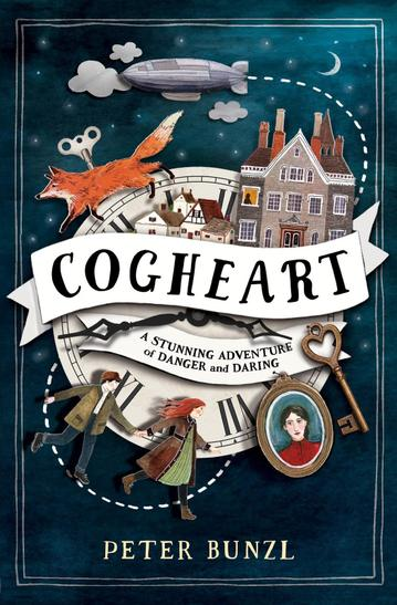 Cogheart - recorded readings by Miss Blay.