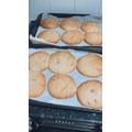 RWL: Baking cookies