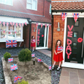 AJ: VE Day House Decorations