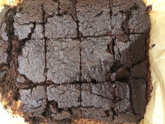 Brownies - The Final Product!
