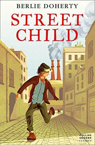 Street Child by Berlie Doherty.
