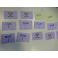 Notelet toppers