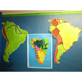 Work on South America, by Owl Class