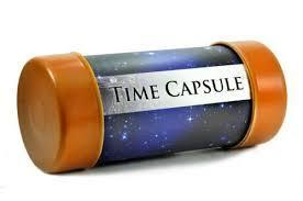 Time capsule challenge