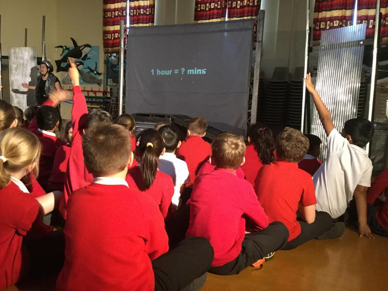 Questions about time which we know all about!