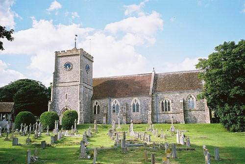 Holy Trinity Church, West Lulworth