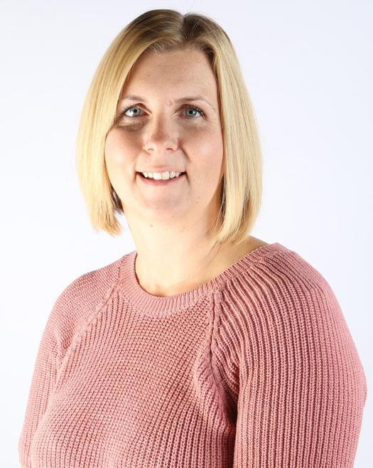 Claire James - Teaching Assistant