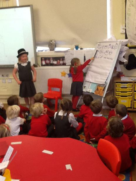 Magical story telling experts.