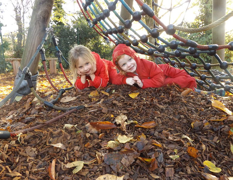 We climbed, wriggled and crawled to find them all