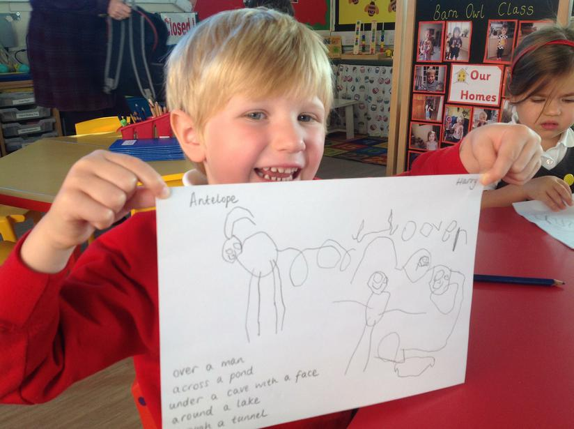 Creating our own story maps