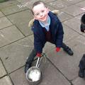 circular pots and pans