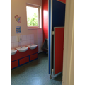 Boys toilet (please note that this includes a urinal)