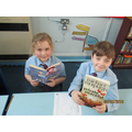 Sharing our Books