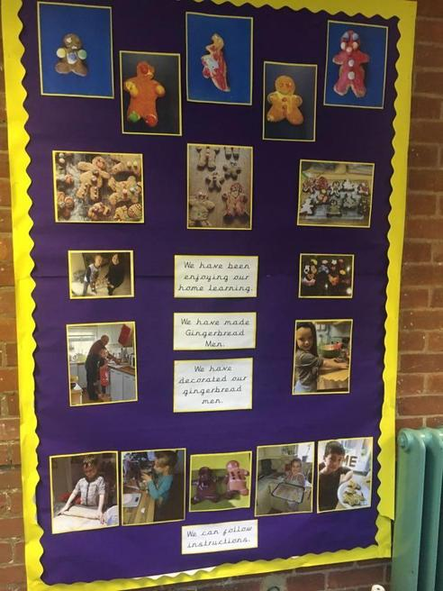 Our Home Learning