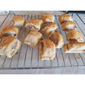 Home made sausage rolls! Delicious...