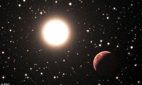 4. God created the sun, moon and stars.