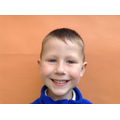 Well done Jonah.  October Holiday bookworm.