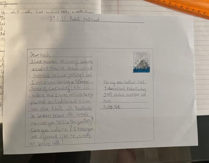 English - By Holly
