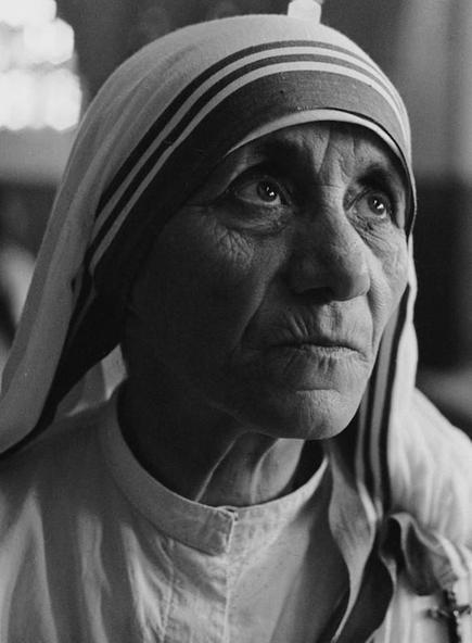 Perseverance - St. Teresa of Calcutta