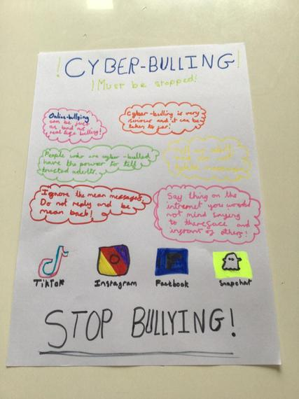 Year 5 have also been learning about how to stay safe and kind online!...