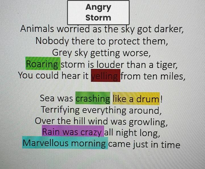 English - By Owen