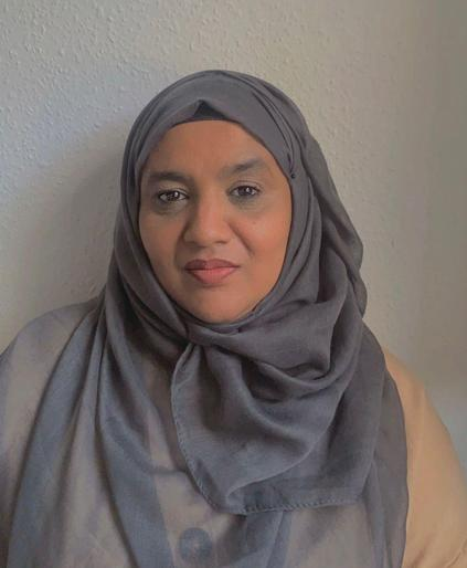 Mrs Uddin - Learning Support Assistant