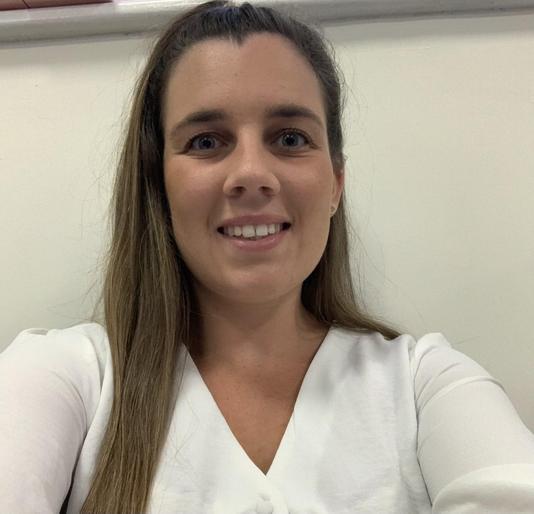 Miss Stiff - Year 3 Teacher