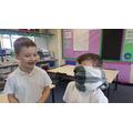 KS1 lesson discussing trust