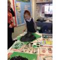 Volcano Sculptures