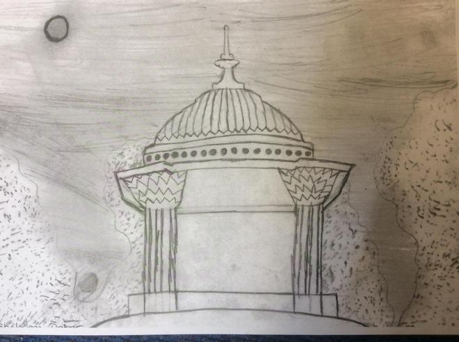 The Bandstand by Rory
