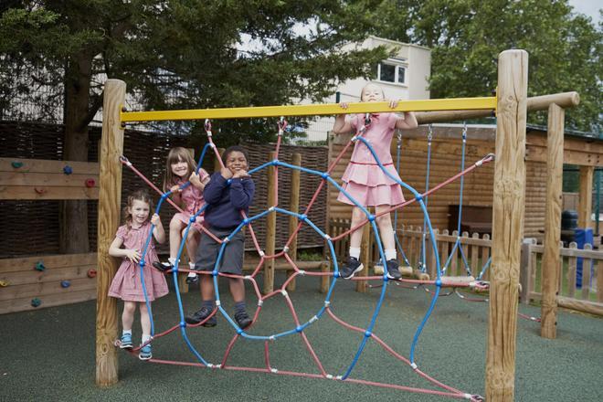 Playground exercise