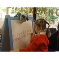 Spotting the missing numbers on a number line