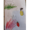 Will created his own food diary...