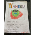 A brilliant wanted poster!