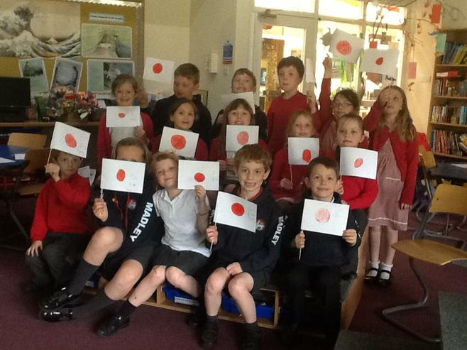 Welcome to Japanese club, Year 2!
