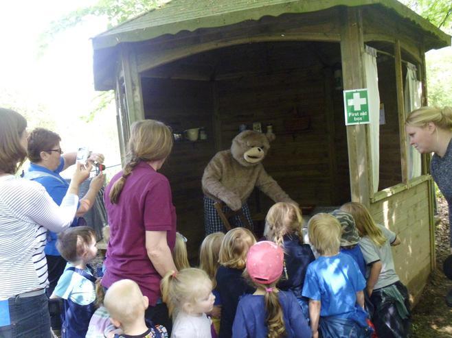 Little bear's house!