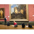 Sketching at the National Gallery