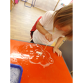 putting objects inside our bubbles .