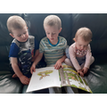 William shared a story with his siblings.