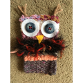 Owl weaving