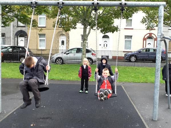 Our Visit to the Park