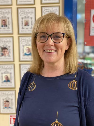 Mrs G Grattan - Classroom Assistant