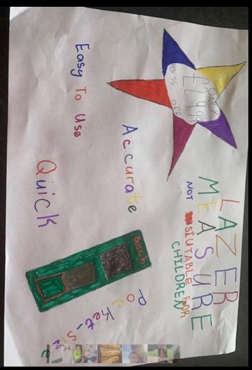 Jacob's advertising poster.