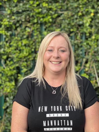 Miss L Gardiner - Classroom Assistant