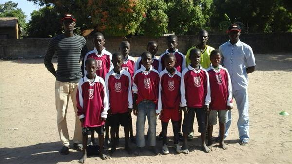 Maidensbridge making a difference in Gambia
