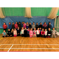 The Maidensbridge Gymnastics Teams 2018