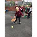 Racket Race
