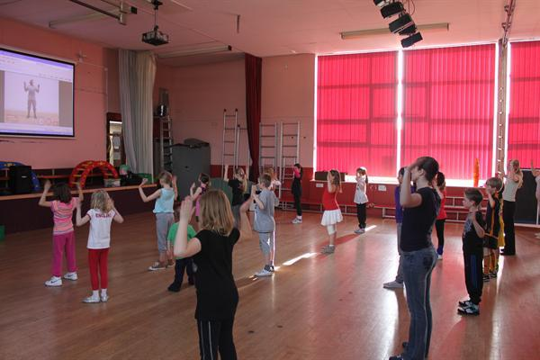 Sports Relief - Dance-a-thon