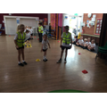 Year 1 Multi-skills - October 2017
